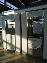 厂家直供定制款全自动风淋室QS认证风淋室现货