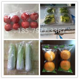 苹果橘子专用包装机 多功能水果枕式包装机 新卓力厂家
