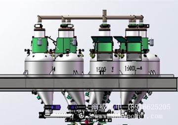 添加劑配料系統