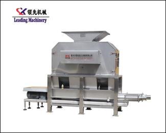 LX供應品質保障柑橘(臍橙)剝皮榨汁機3噸每小時