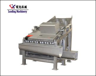 LX供應品質保障荔枝(龍眼)剝殼機1噸每小時