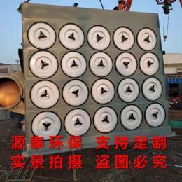 除尘器布袋使用数量计算方法 舟山电机