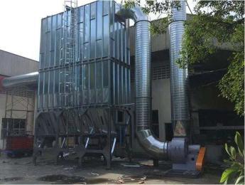 万顷田介绍湿法电除尘器的主要特性