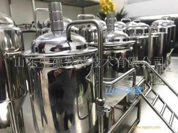 200升精酿啤酒设备 山东中德