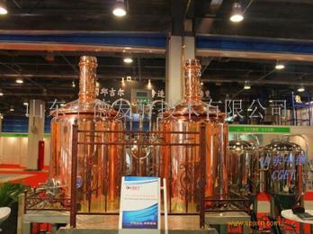 300升精酿啤酒设备  山东中德