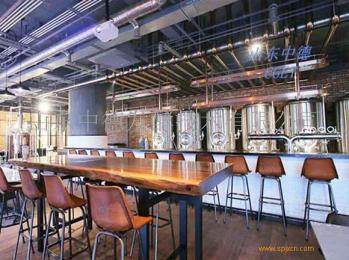 500升啤酒屋设备  山东中德