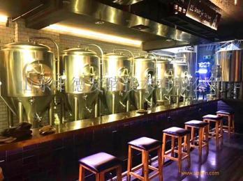 1000L精酿啤酒设备  山东中德