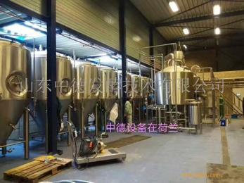 啤酒厂设备  山东中德