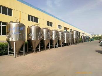 小啤酒工厂设备  山东中德