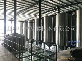 大啤酒厂发酵设备山东中德