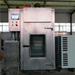 诸城浩正机械批发直销烟熏设备 yx-150型 上色蒸煮一体机