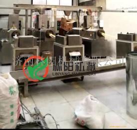高唐過鍋巴生產設備生產線