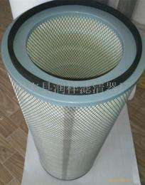 空压机空气滤芯自洁式空气滤筒K32100