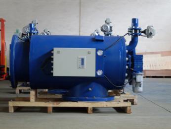 SY全自动管道排污自清洗过滤器  全自动反冲洗过滤器原理结构