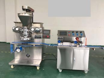 三若精机SRYB-5000型月饼包馅机+月饼成型机