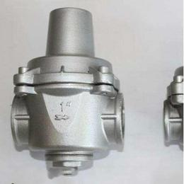 YZ11X内螺纹支管式减压阀不锈钢