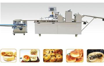 酥饼生产线SRSM-III