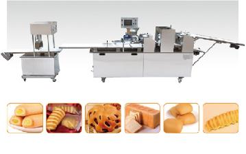 面包生產線SRSM-III