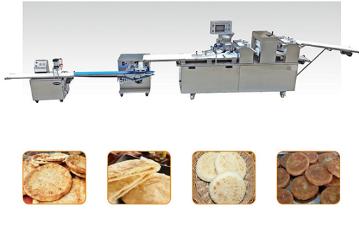 大酥饼机型号 SRSM-III