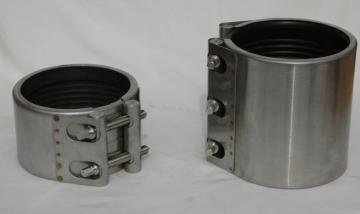 MF-RS不锈钢管道连接器1