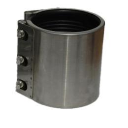 不锈钢管道连接修补器50A