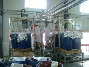 上海果丰机械 无菌大袋灌装机 2-220L无菌袋灌装