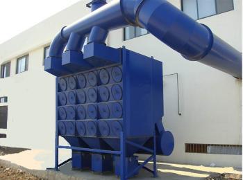 dmc脉冲袋式除尘器怎么理解 除尘器实物图