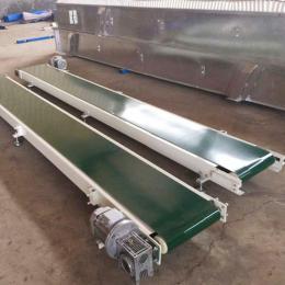 皮带输送机电子装配生产线带式输送机生产线