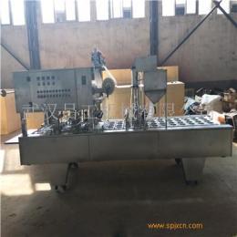 凉糕包装机 全自动碗装凉糕灌装封口机 武汉凉糕生产线厂家