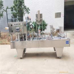 米酒灌装机 全自动杯装甜酒酿灌装封口机 武汉米酒包装机