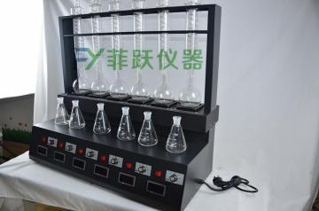 实验室多功能一体化蒸馏仪厂家
