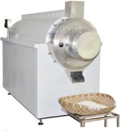 大型智能补温炒米设备厂家直销电磁加热炒药机