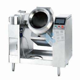 智能炒菜機器人 自動炒菜機 可傾炒鍋 不銹鋼炒鍋