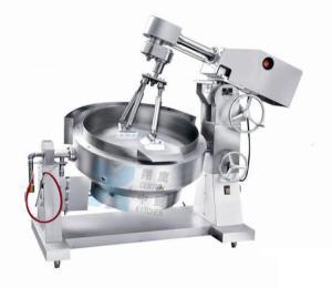 自动搅拌炒菜机 行星搅拌炒锅 自动炒菜机 可倾炒锅 不锈钢锅
