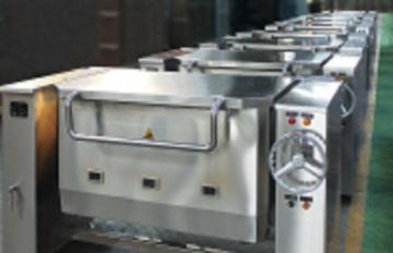 可倾电热炒锅 炒菜机 自动炒锅 可倾炒锅 不锈钢炒股 电炒锅