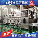 专业生产高质量800桶每小时5加仑大桶水灌装机 液体灌装机
