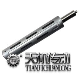 板条式气胀轴单边固定型气涨轴 悬臂式气涨轴生产厂家报价