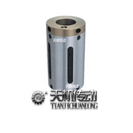 可定制通长键气胀轴 键条式气涨轴生产厂家 收卷放卷气胀轴板条式