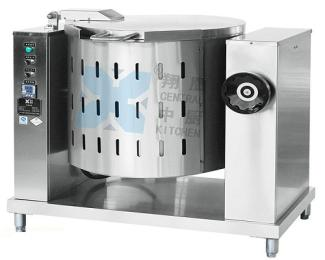 豪华型电热汤锅 熬煮锅 不锈钢锅具 可倾斜锅 电汤锅