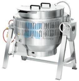 可倾燃气锅 熬煮锅 汤锅 锅具 厨房设备 可倾斜汤锅 不锈钢锅