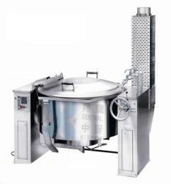 低辐射可倾燃气炒锅 自动炒锅 可倾斜炒锅 不锈钢锅 锅具