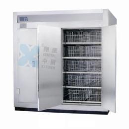 热风消毒柜 循环消毒柜 高温消毒柜 双门消毒设备 通道式消毒