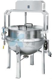 自动搅拌熬煮锅 可倾汤锅 不锈钢锅 厨房设备 搅拌锅