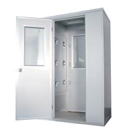 湖南长沙单人风淋室价格 彩钢板净化风淋室厂家