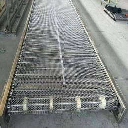 不锈钢网带玻璃网带耐高温输送带食品级304材质输送网