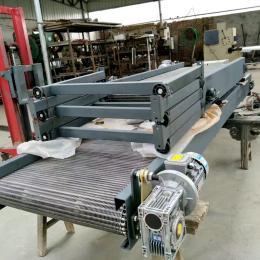 不锈钢网带喷淋输送线食品清洗输送线潘集食品输送线生产厂家