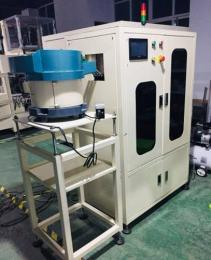 压电陶瓷晶片外观缺陷检测自动化机器视觉光学影像高速质量分选机