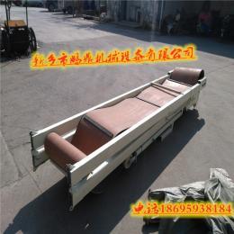 用于散糧或包糧的輸送、裝卸、倒倉等多種作業的皮帶輸送機