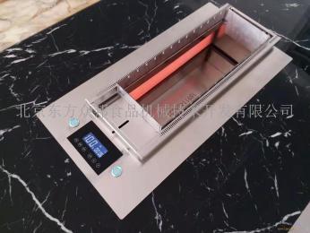 北京很久以前电两侧加热自动无烟烧烤机厂家