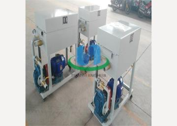 LY系列板框式濾油機